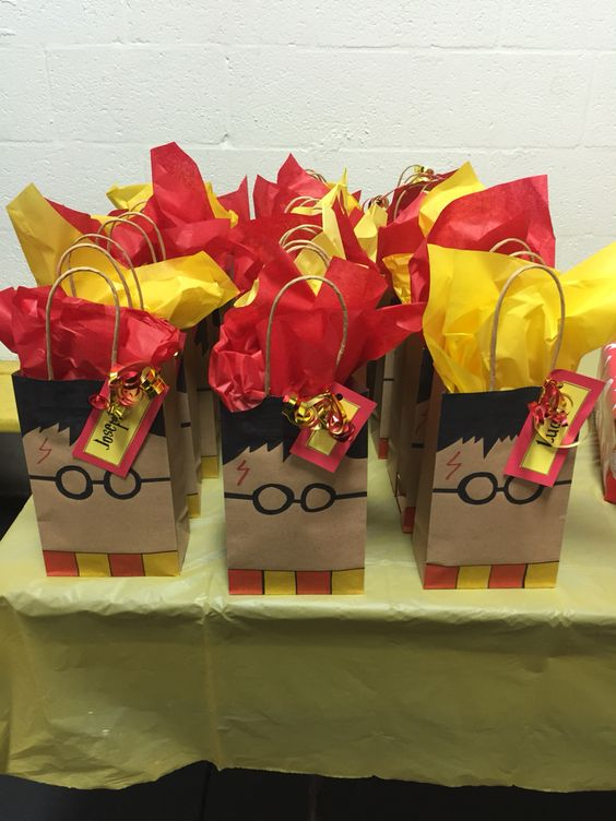 Harry Potter Goodie Bags
