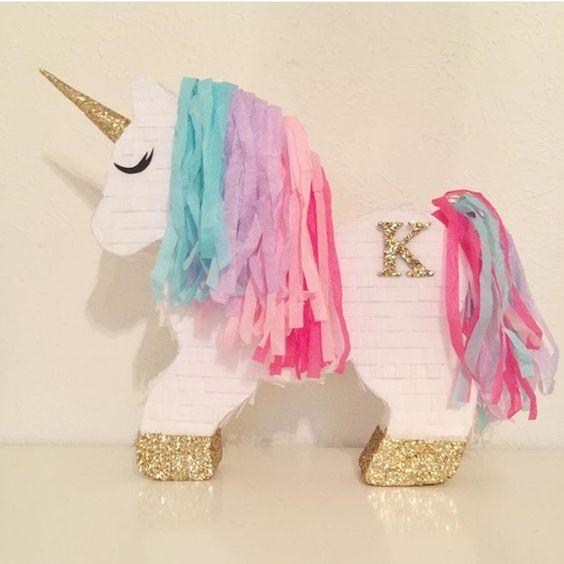 Diy Unicorn Birthday Party Ideas For Kids Party Wowzy