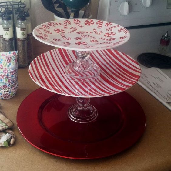 Festive Dessert Tray