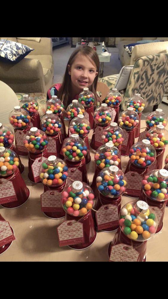 Kids Valentines #valentine #kidsvalentines #gumball #valentinesideas