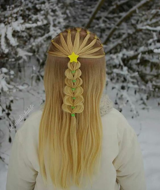 Tree Braid