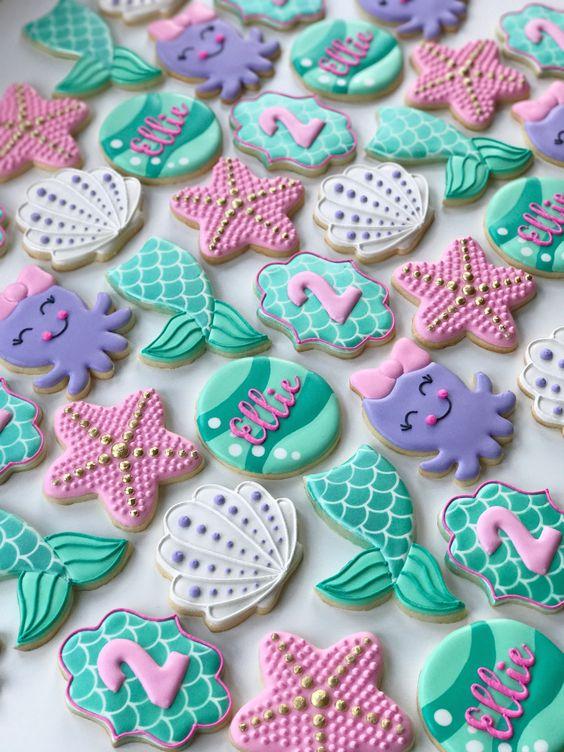 Octopus Cookies