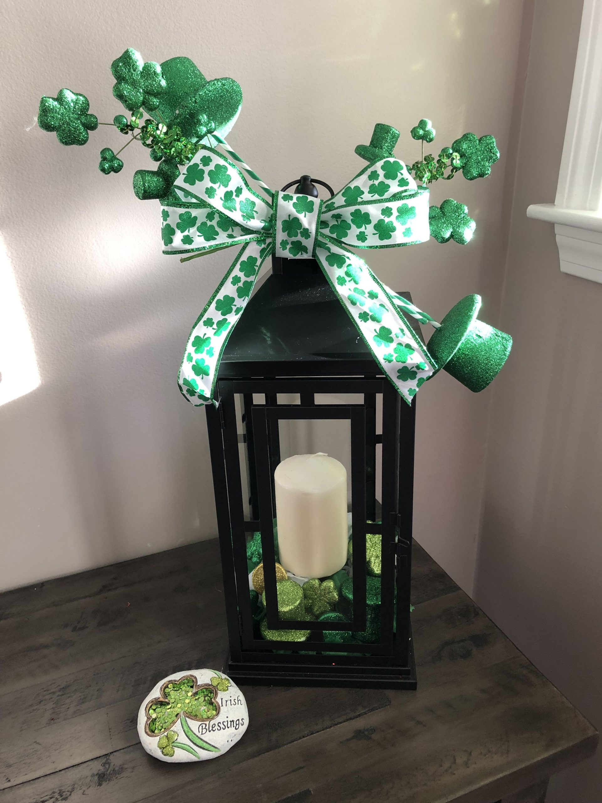 St Patricks Day Lantern Ideas