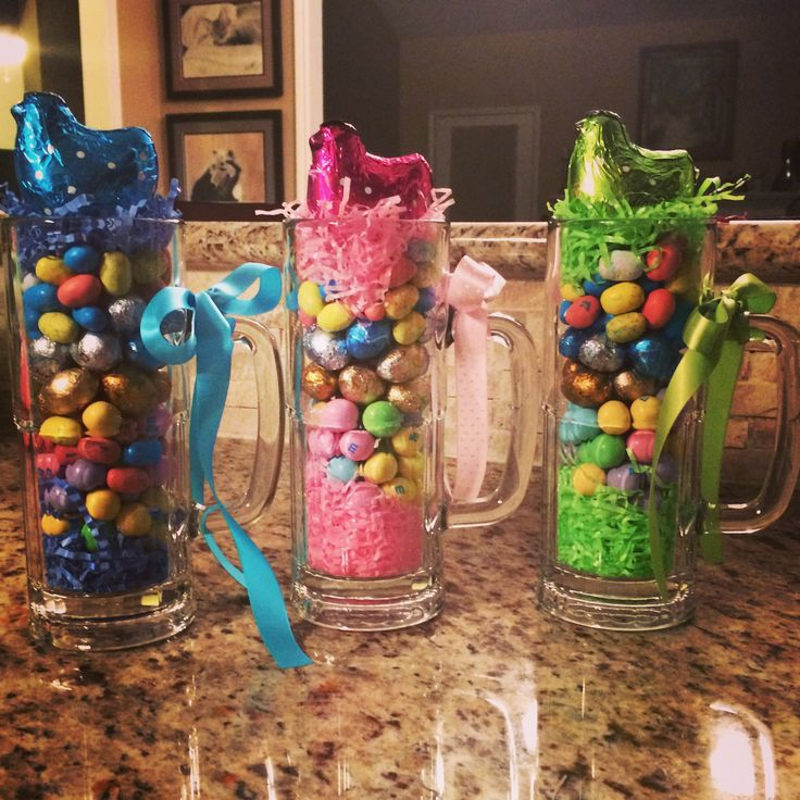 Easter Baskets for Adults