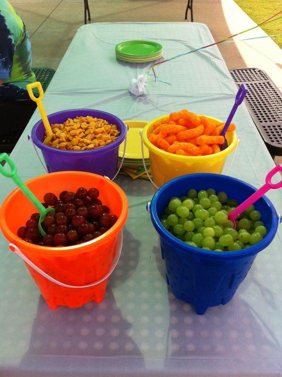 Snack Buckets