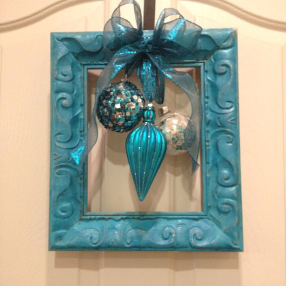 Christmas Frame Wreath