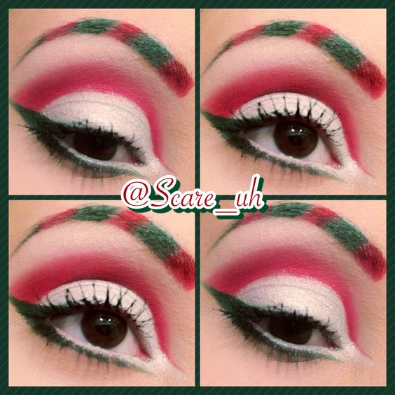 Christmas Make Up