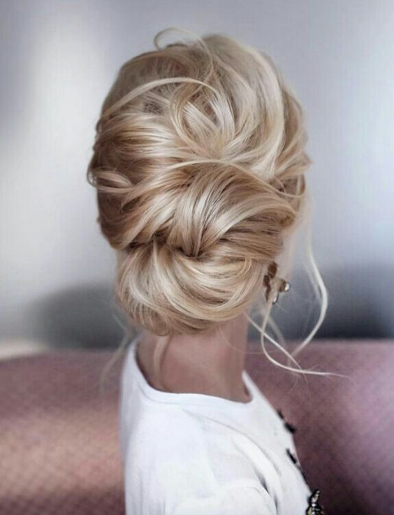 Twisted Bun