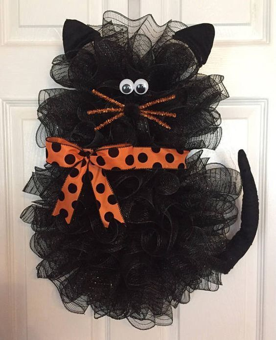 Cat Wreath