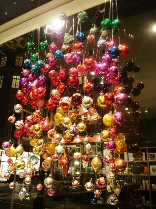 Colorful Baubles