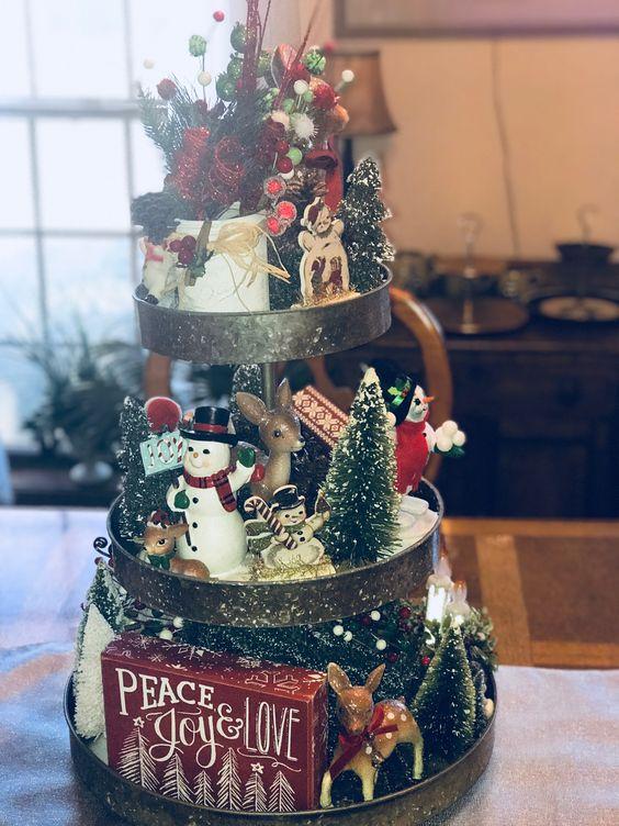 Christmas 3 tier
