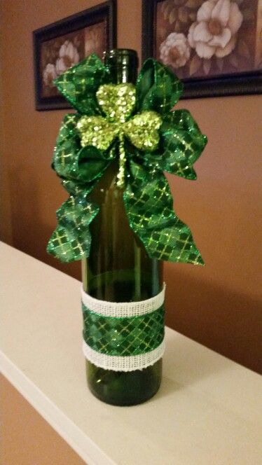 Shamrock Bottle
