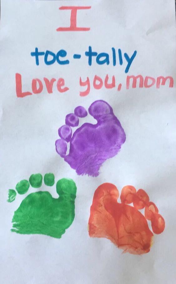 Toe-tally Love You