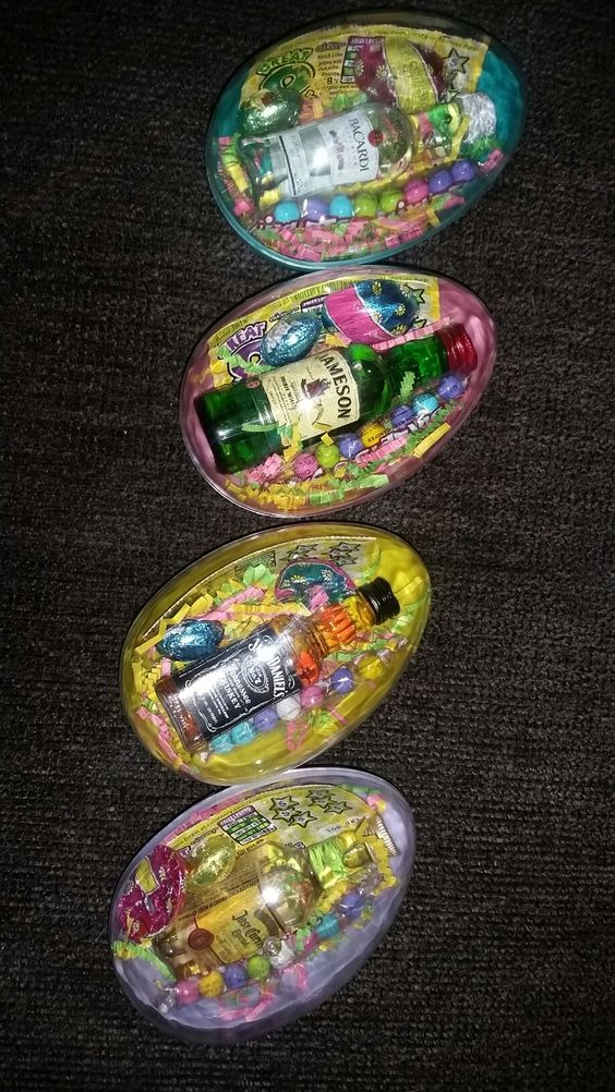 adult easter egg hunt ideas