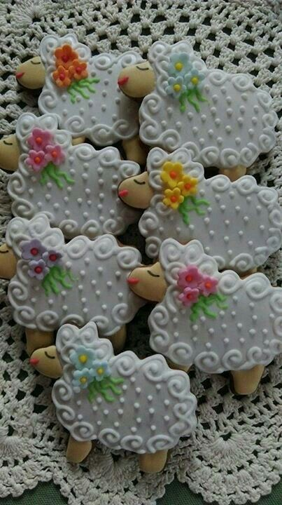 Easter Cookie Ideas